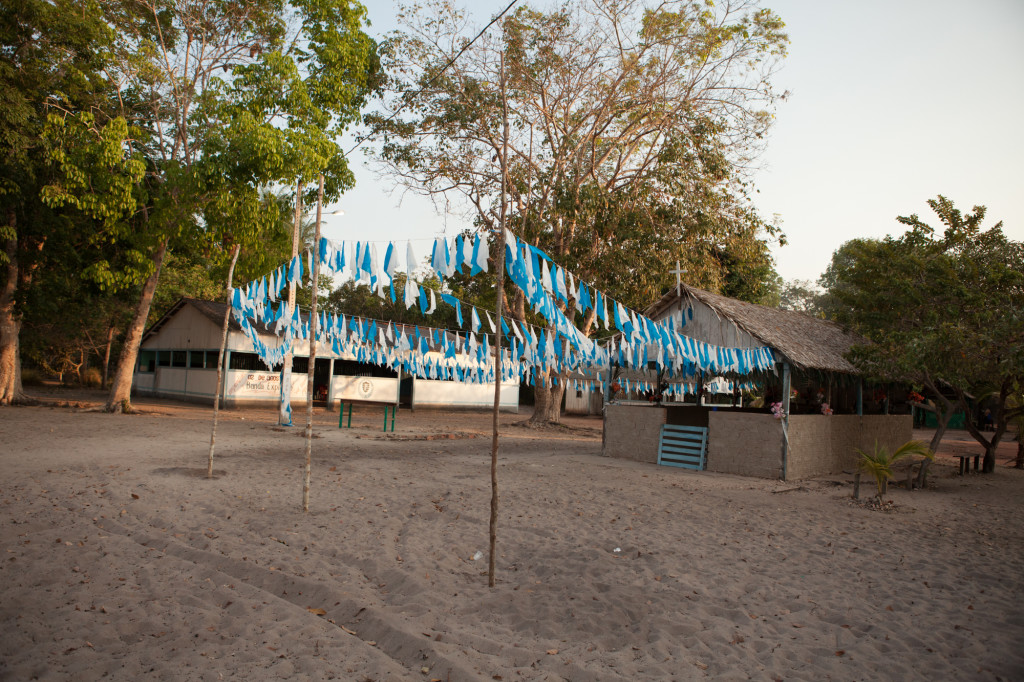 Vila de Jamaraquá. (Foto: Simone Giovine)