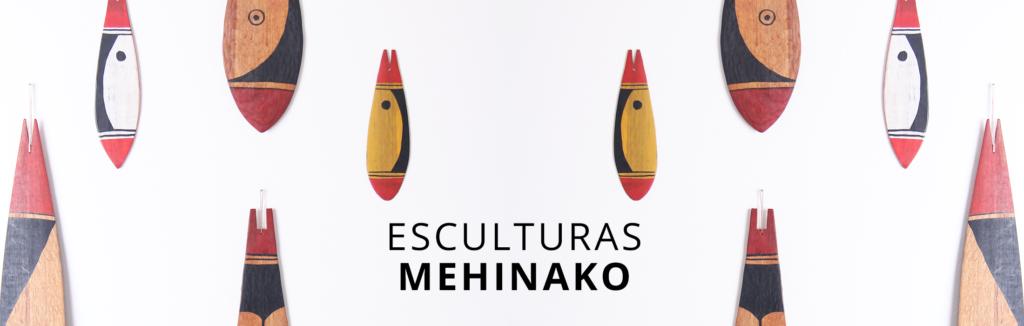 Zunidores esculpidos por Anapuatã
